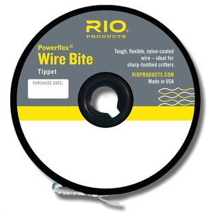 RIO Rio Powerflex Wire Bite Tippet - 15 Foot Spool
