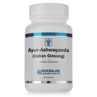 Douglas Ayur-Ashwaganda (Indian Ginseng) 300mg 60 caps