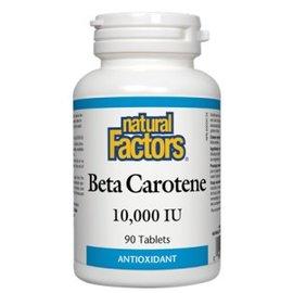 Natural Factors Beta Carotene 10,000IU Natural factors - 90s