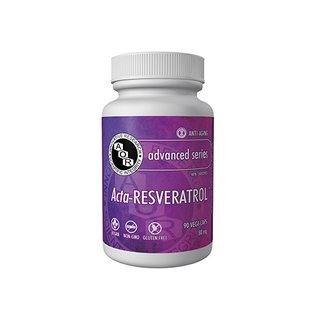 AOR Acta-Resveratrol 90 VCaps 80mg