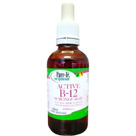 Pure Le Active B12 Sublingual-50mL