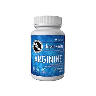 AOR Arginine 600mg 180vcaps