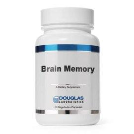 Douglas Brain Memory 60vcaps