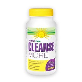 Renew Life CLEANSEMORE (100 CAPS)