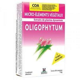 Holistica Oligophytum COA 3 tubes of 100micro-tablets