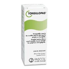 Pascoe Tonsillopas 50ml oral drops