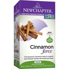 New Chapter Cinnamon force 60 capsules