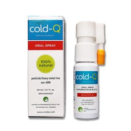 cold-q Cold-Q oral spray 20ml