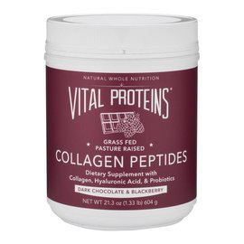 Vital Proteins Collagen Peptides dark chocolate&blackberry 302g