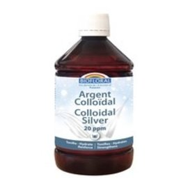BioFloral Colloidal Silver 20ppm 500ml