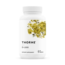 Thorne Vitamin D3 1,000 90vcaps