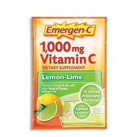 Emergen-C (PCH) - Emergen-C Lemon Lime 1000mg 30 packets