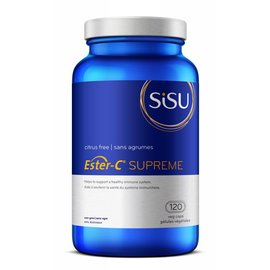 Sisu Ester C Supreme SISU- 120caps