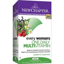 New Chapter Every Woman's One Daily Multi 48's