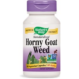 Nature's Way Horny Goat Weed 60 capsules