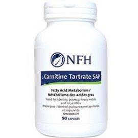 NFH L-Carnitine Tartrate SAP 90caps