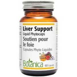 Botanica Liver Support 60 phytocaps