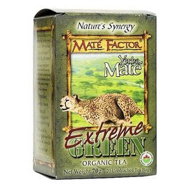 Mate Factor Yerba Mate Extreme Green 20 bags