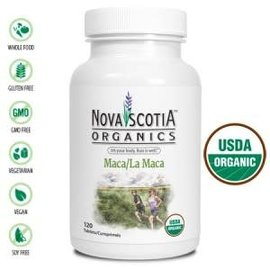 Nova Scotia Fisherman Maca 120 Tablets