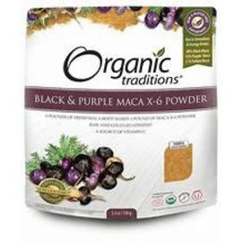 Organic Traditions Maca X-6 80gr powder