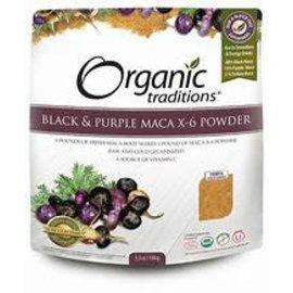 Organic Traditions Maca X-6 80gr powder
