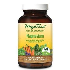 Mega Food Magnesium 60's