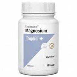 Trophic Magnesium Bisglycinate 180 vcaps