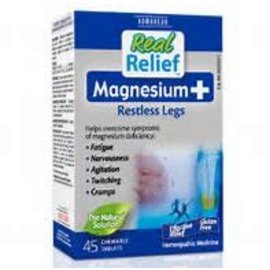 Homeocan Magnesium+ for restless legs 45 chewtabs