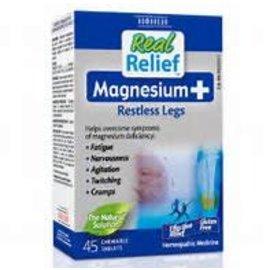 Homeocan Magnesium+ for restless legs 45 chewtabs