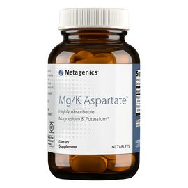 Metagenics Mg/K Aspartate 60tabs