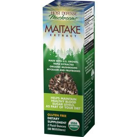 Host Defense Maitake extract 60ml