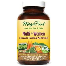 Mega Food Multi for Women 60's