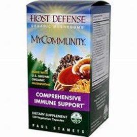 Host Defense MyCommunity 60 vegetarian capsules