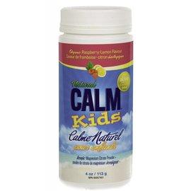 Natural Calm Natural Calm kids raspberry lemon Powedered Magnesium  113g
