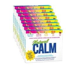 Natural Calm Natural calm magnesium 5 sampler pk raspb/lemon