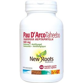 New Roots Pau D'Arco Taheebo 100 VCaps