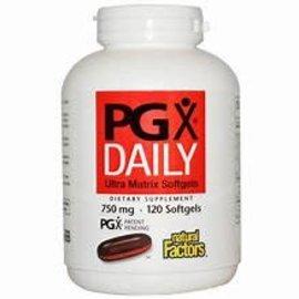 Natural Factors PGX Daily Ultra Matrix 750 mg 120/SG