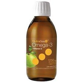 NutraSea NutraSea +D Omega-3 Apple flavor
