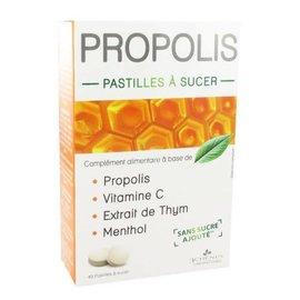 Propolis Propolis 40 Pastilles/Lozenges