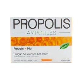 Propolis Propolis 10 Ampoules/drinkable vials 10ml