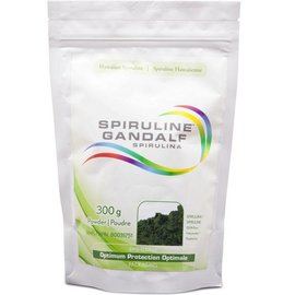 Gandalf Spirulina Pure Spirulina 300g powder