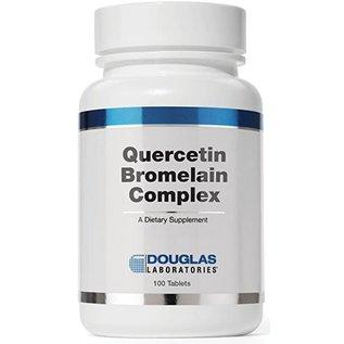 Douglas Quercetin Bromelain Complex 100 Tablets