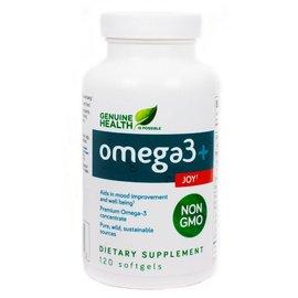 Genuine Health Omega-3 Joy 120caps