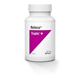Trophic Relora 250mg 60vcaps