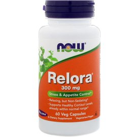 Now Relora 300mg 60caps