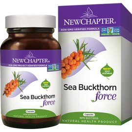 New Chapter Sea Buckthorne force 30caps