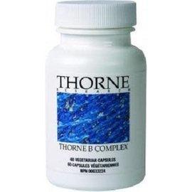 Thorne Thorne B Complex 60 caps