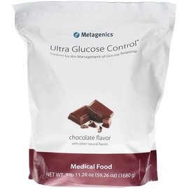 Metagenics Ultra Glucos Control Chocolate770gr