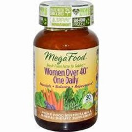 Mega Food Women Over 40 One Daily 30's