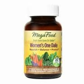 Mega Food Womens's one daily 30's